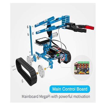 Makeblock DIY Ultimate Robot Kit – Premium Quality – 10-in-1 Robot 01