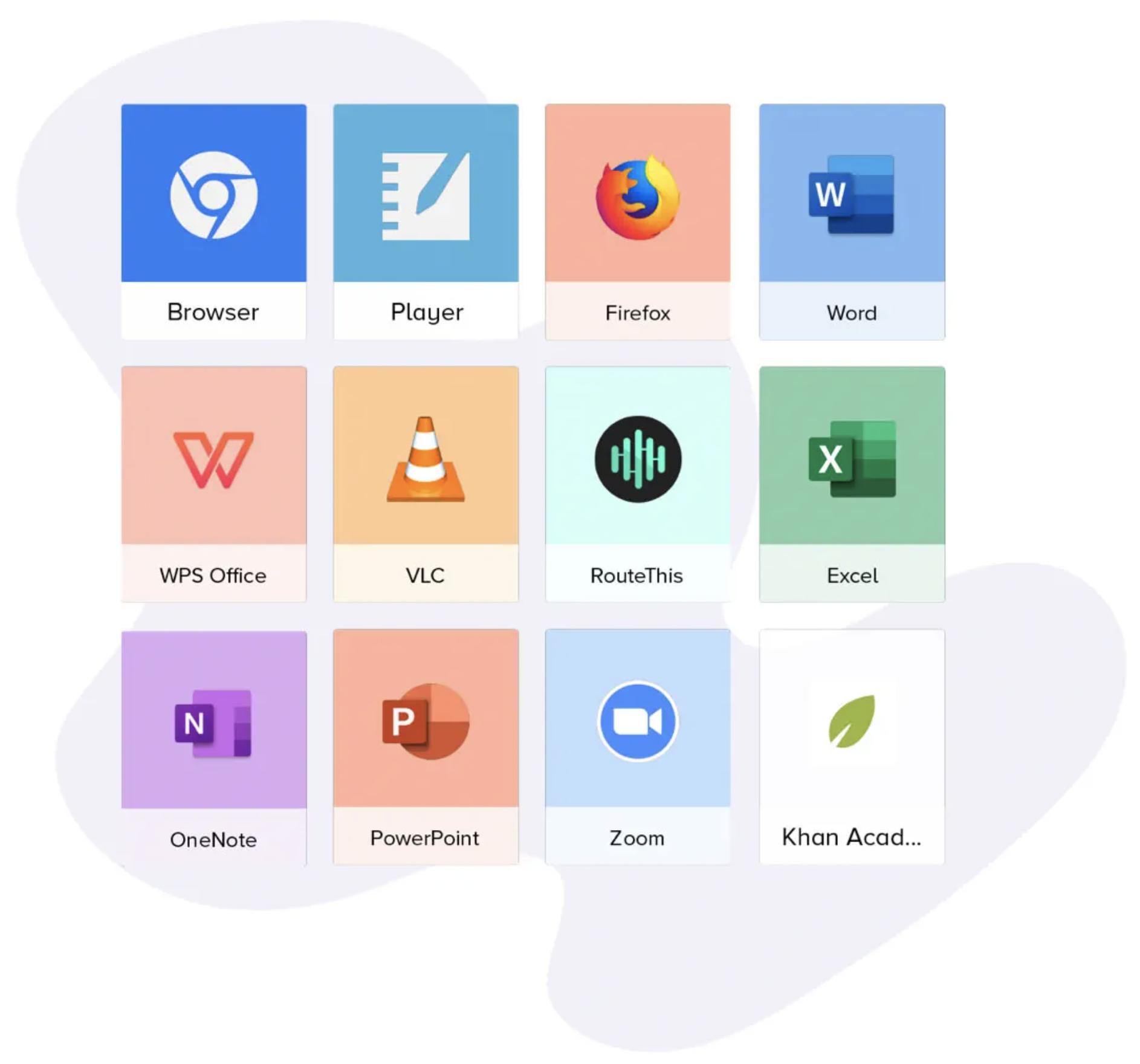 SMART Board MX Series - Apps