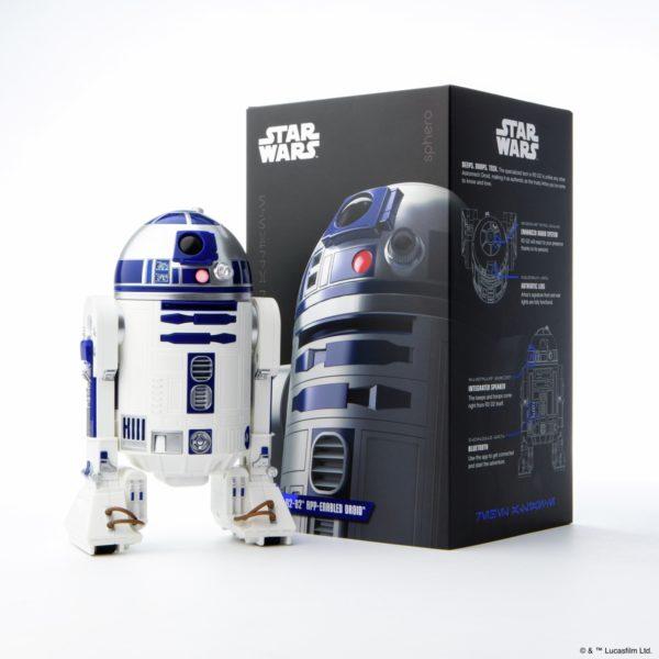 Star Wars Sphero R2-D2™ App-Enabled Droid™