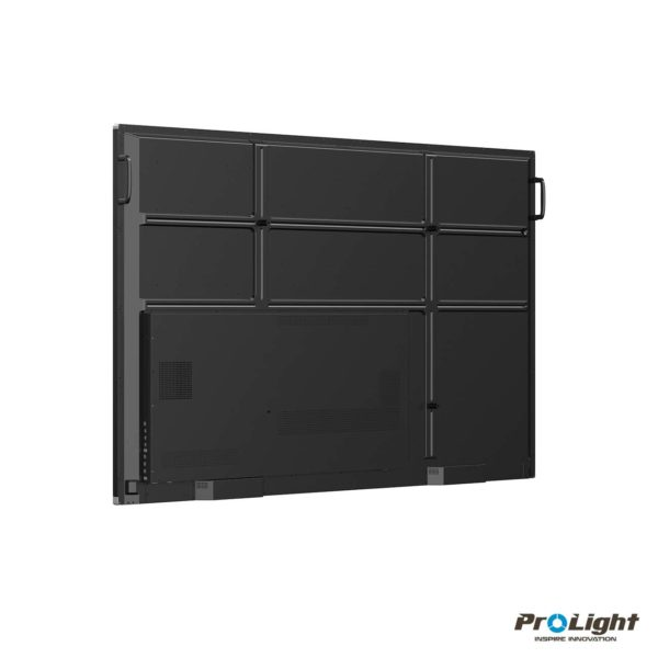 ProLight Interactive Flat Panel Backside