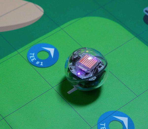 Sphero Code Mat + Activity Card Set