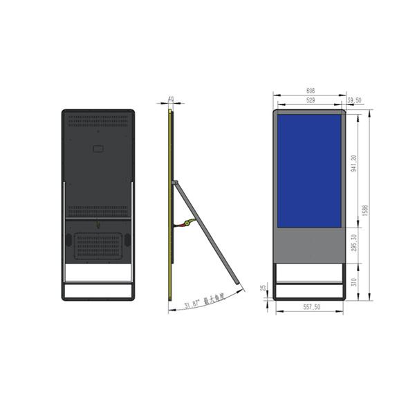 ProLight Portable Digital Singage D43