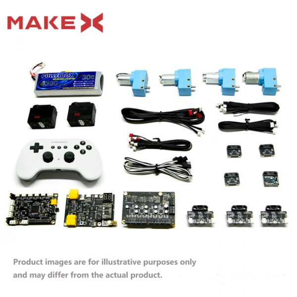 20202 MakeX Challenge Intelligent Innovator Kit 1