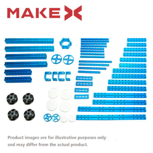 20202 MakeX Challenge Intelligent Innovator Kit