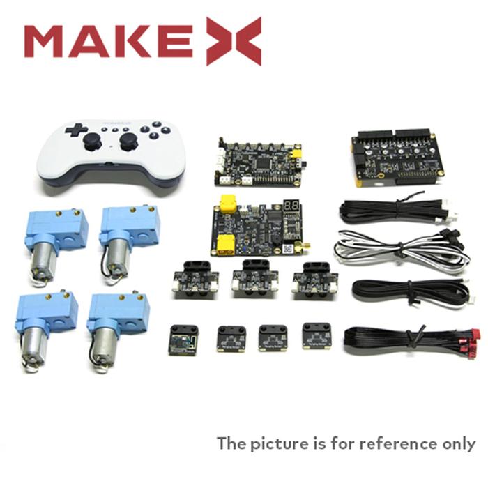 2020 MakeX Challenge Intelligent Innovator Upgrade Pack for Courageous Traveler